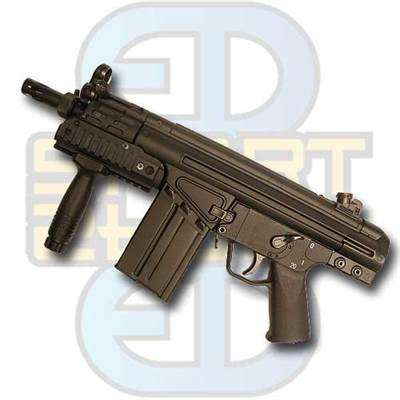 G3 SAS - Full metall, AEG