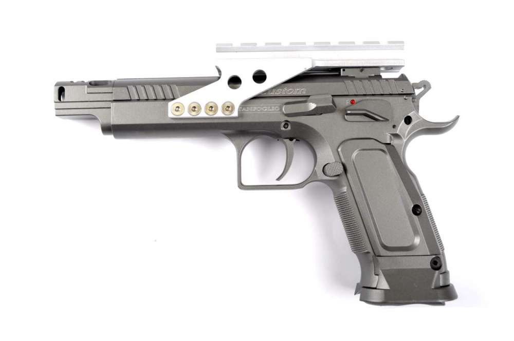 Tanfoglio Gold Custom - Full metall & Blow Back, C