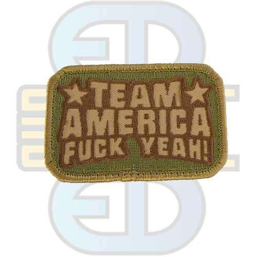 Team America Fuck Yeah - Patch