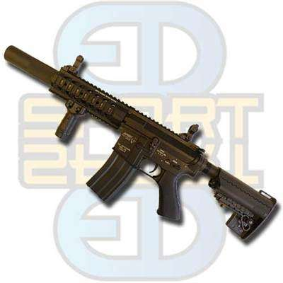 DPMS Phanter Arms CQB-S - Full metall, AEG