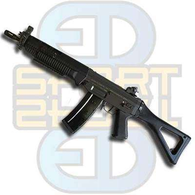 Sig Sauer 551 SWAT - Full metall & High Power, AEG