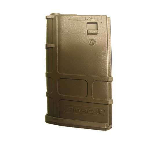 Colt Magpul PTS Green Label 50 sk. magasin, Oliven