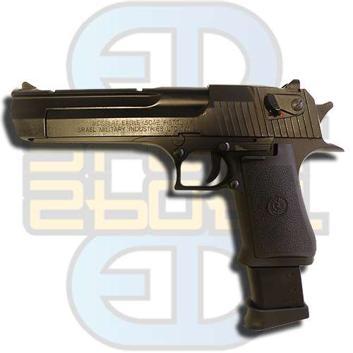 Desert Eagle .50 AE Full metall - Co2