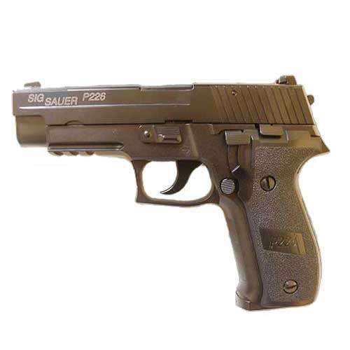 Sig Sauer P226 - Full metall & Blow Back, Gass