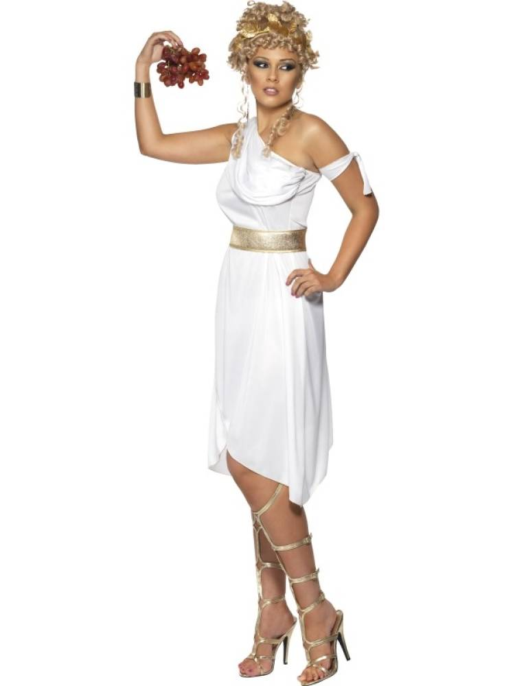 Greek Goddess Kostyme